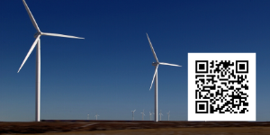 Windfarm qr-code.